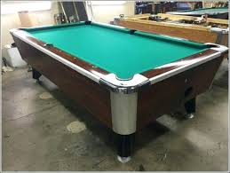 used valley pool table valley bar table choice image table decoration ideas