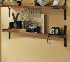 Rustic Wood Ledge Pottery Barn 125 Best Home Shelves Wall U0026 Display Images On Pinterest Shelf
