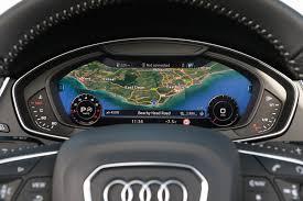 Audi Q5 Specs - dashboard audi q5 tfsi quattro s line uk spec u00272017