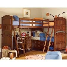 triple l shaped bunk beds home designing inspiration 7264