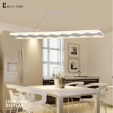 restaurant kitchen lighting aliexpress com buy 120cm 100cm modern led pendant lights for