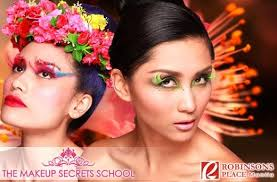 the makeup school 83 the makeup secrets school promo in robinsons manila