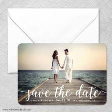 save the date magnets handwriting save the date magnets