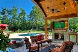 house plans with outdoor living space outdoor living area plans outdoor area traditional patio by