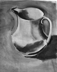 charcoal drawing easy drawing art gallery
