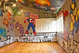 murals neonearth designs peanuts california s