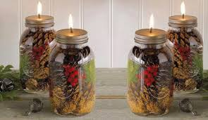 how to make mason jar oil lamps self sufficiency