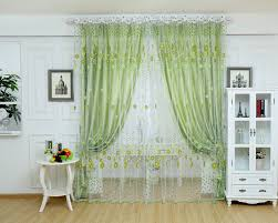 Cool Curtains Beautiful Summer Cool Home Decoration Quality Sheer Curtain Window