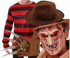 Krueger Halloween Costume Freddy Krueger Costume Ebay