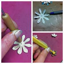 Make Flower With Paper - how to make paper flowers using paper punches u2014 plucking daisies