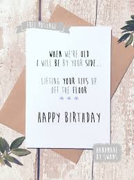 funny birthday card funny friend card funny card for her