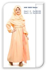 Baju Muslim Dewasa Ukuran Kecil 18 model baju muslim anak perempuan branded terbaru 2016 jual baju