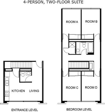 floor plan archive graduate house