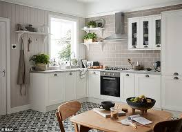 grey kitchen cabinets b q b q unveil the five kitchen trends for 2020
