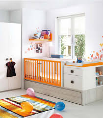 Baby Cribs Decorating Ideas by White Interior Design Idea For Baby Nursery Room Decoration Feat