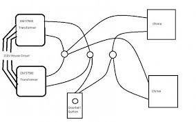 multi voltage doorbell transformer wiring diagram facbooik
