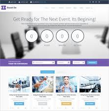 21 event blog themes u0026 templates free u0026 premium templates