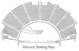 ryman seating map ryman auditorium seating plan