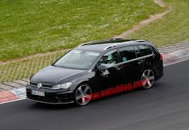volkswagen golf wagon volkswagen golf r wagon spy shots photo gallery autoblog