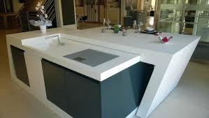 plan de travail cuisine beton plan de travail en beton cire avec plan travail cuisine de ilot