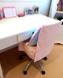 how to cover a chair stylish settings how to make a chair cover for a shabby desk