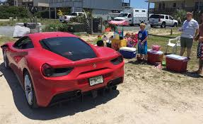 fake ferrari funny i spent a few days with a ferrari 488gtb and dodge charger pursuit
