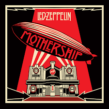 led zeppelin celebration day box set amazon black friday my first album bought mothership album led zeppelin and zeppelin