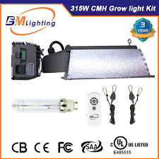 china dimmable 315 watt cmh ceramic metal halide grow light kit