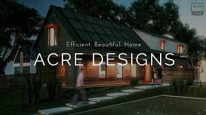 home design companies y combinator company acre designs disrupts the home design industry