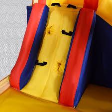 costway new super slide inflatable bounce house castle moonwalk