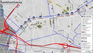 Bangkok Map Geology Um Edu My Ntaibpublic Misc Bangkok Maps