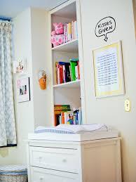 baby nursery baby nursery bookcase as books storage walnut