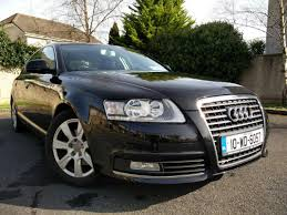 used audi a6 a6 2010 diesel 2 0 black for sale in dublin