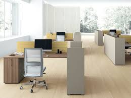 oxi trend office desk with shelves oxi collection by las mobili