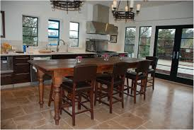 kitchen island table sets kitchen design captivating coolpcountry kitchen pull out pantry