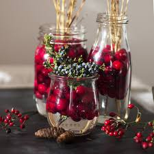 easy holiday diy decor with stuff you already have around the