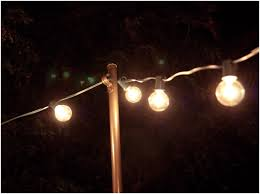 Glass Float String Lights by Backyards Outstanding How To Hang Patio String Lights 14 Garden