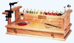 Diy Fly Tying Desk Diy Fly Tying Desk Homeunit Revolutionary Picture Wasatch Stations