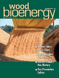 Free Wood Magazine Subscription by Wood Bioenergy A Hatton Brown Publication