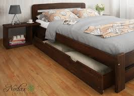 formula range super king size bed frame bedside units underbed