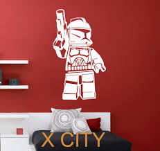 aliexpress com buy lego clone trooper star wars movie art wall aliexpress com buy lego clone trooper star wars movie art wall decal sticker nursery removable vinyl transfer stencil mural home kids room decor from
