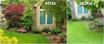 landscape inspiration decorate simple landscaping ideas home design and decor