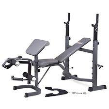 Mercy Weight Bench Preacher Curl Strength Training Benches Ebay