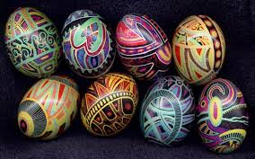 ukrainian easter eggs for sale the russophile ukrainian easter eggs pysanky