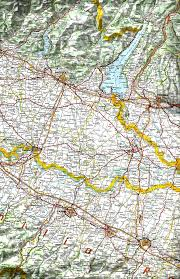 Brescia Italy Map by Route Of The 2016 Mille Miglia
