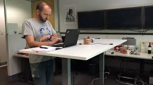 how a standing desk changed the way we work at lifehacker hq