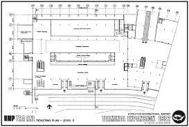 Ticket Desk Architecture The Ralph M Parsons Company Stapleton