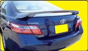 2007 toyota camry spoiler toyota camry custom spoiler 07 11 rear wing
