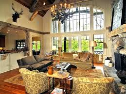 house plans with vaulted great room rustic great room beautiful pictures of rustic great rooms rustic