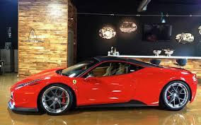 Ferrari 458 Upgrades - ferrari 458 italia performance and visual upgrade the woodlands tx